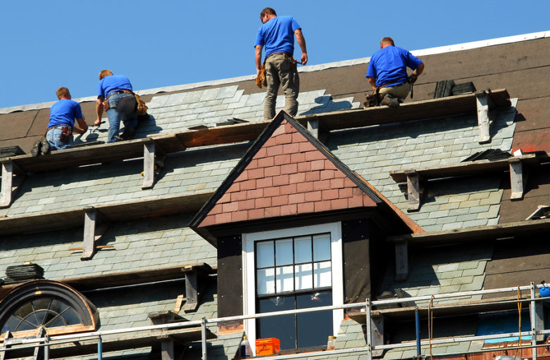 Roofing Companies Help You in Your Home Improvement Project